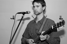 Michael Spaly, lead guitar