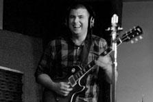 Paul Fischer, lead guitar